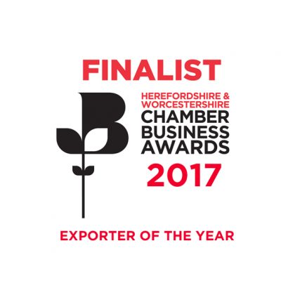 Finalist in Exporter of the Year 2017