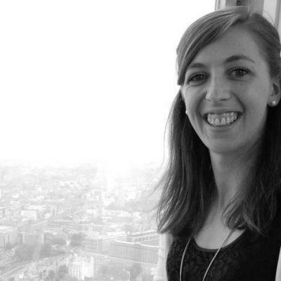 A big welcome to Design Engineer Emma Harris!