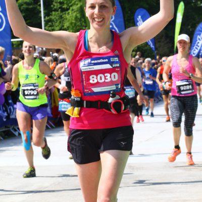 Marathon Run Raises Over £1,300 for Local Charity