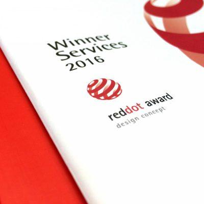 JMDA Win Prestigious Red Dot Design Award