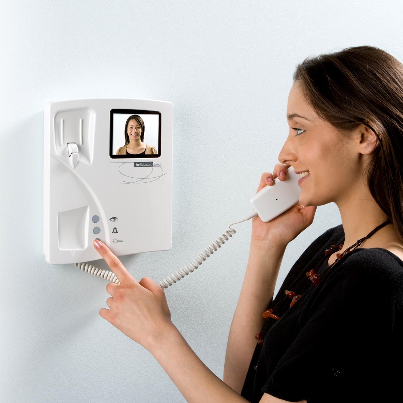 Bell Systems - Bellissimo Video Telephone - JMDA Design