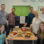 JMDA raise money for Children in Need with cake sale