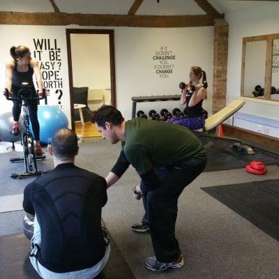 JMDA boost creativity in group fitness