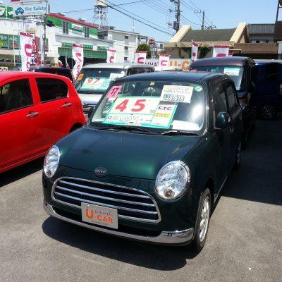 Japanese car fitting
