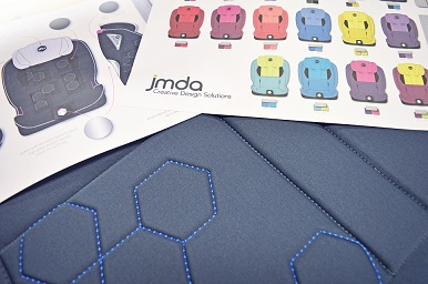 JMDA and Creative Textile Solutions support clients