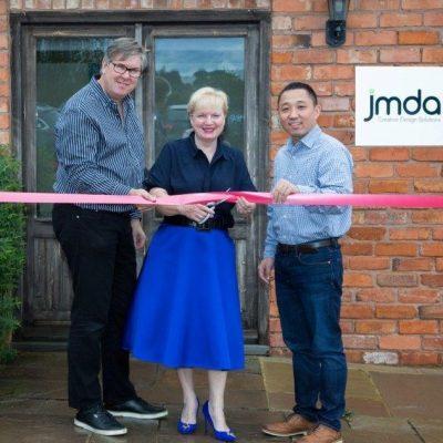 JMDA's growing workforce requires extra office space