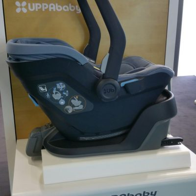JMDA support Uppababy with CRS for Europe