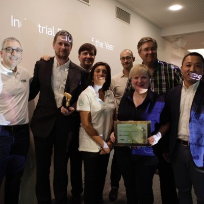 JMDA win at mifold Awards Ceremony