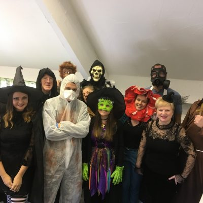 JMDA support Brake, road safety charity with halloween fundraiser