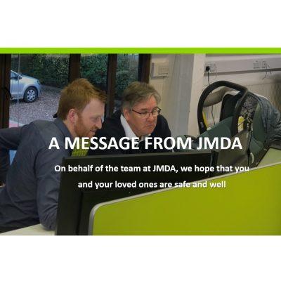 a message from JMDA