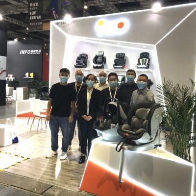 JMDA Design attend CBME fair in Shanghai